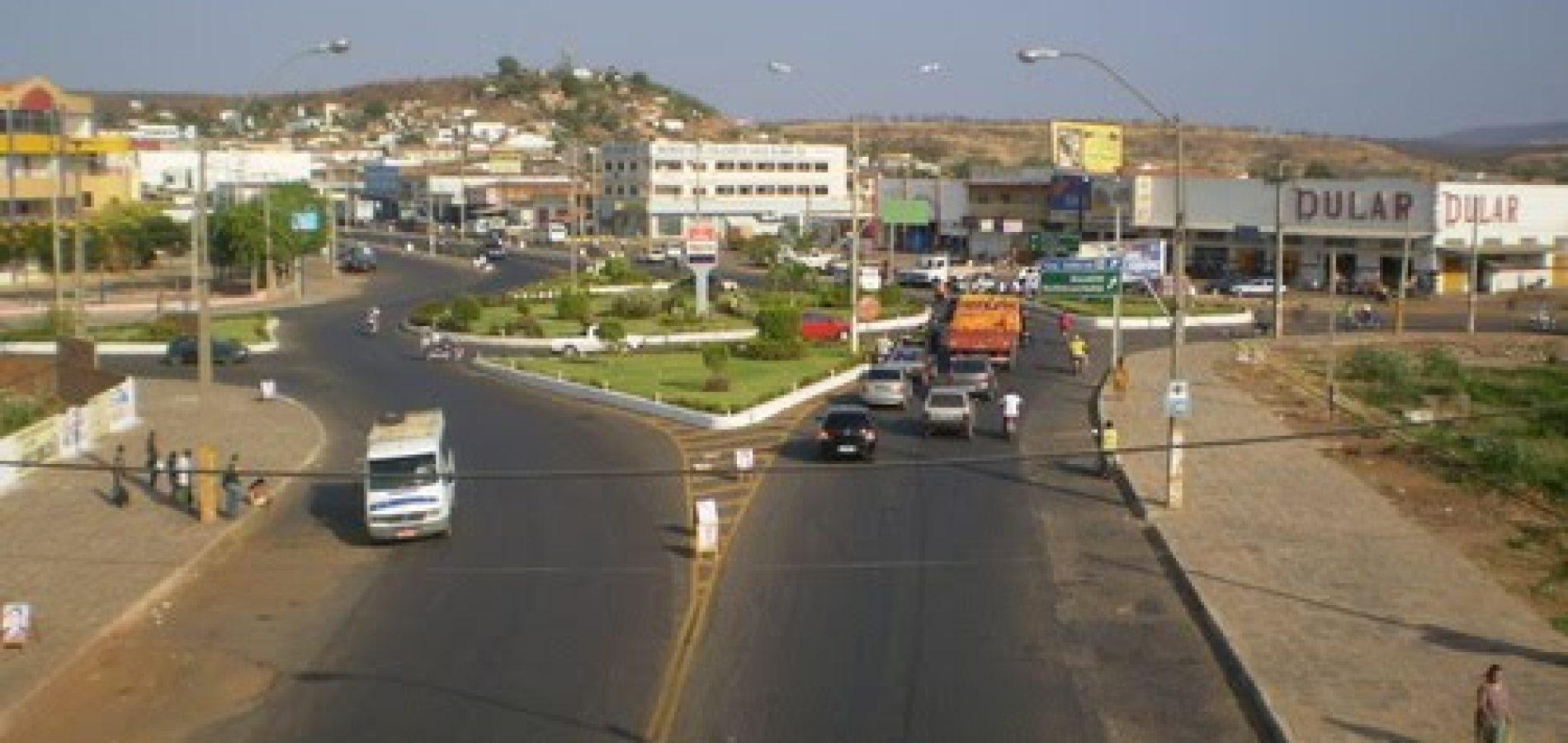 Assaltantes roubam R$ 18 mil de estabelecimento comercial em Picos