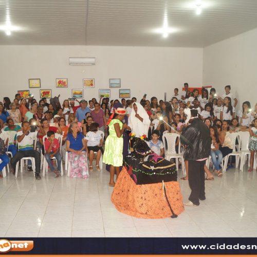 I Feira de Identidade Cultural das Famílias do Cras é realizada em Simões