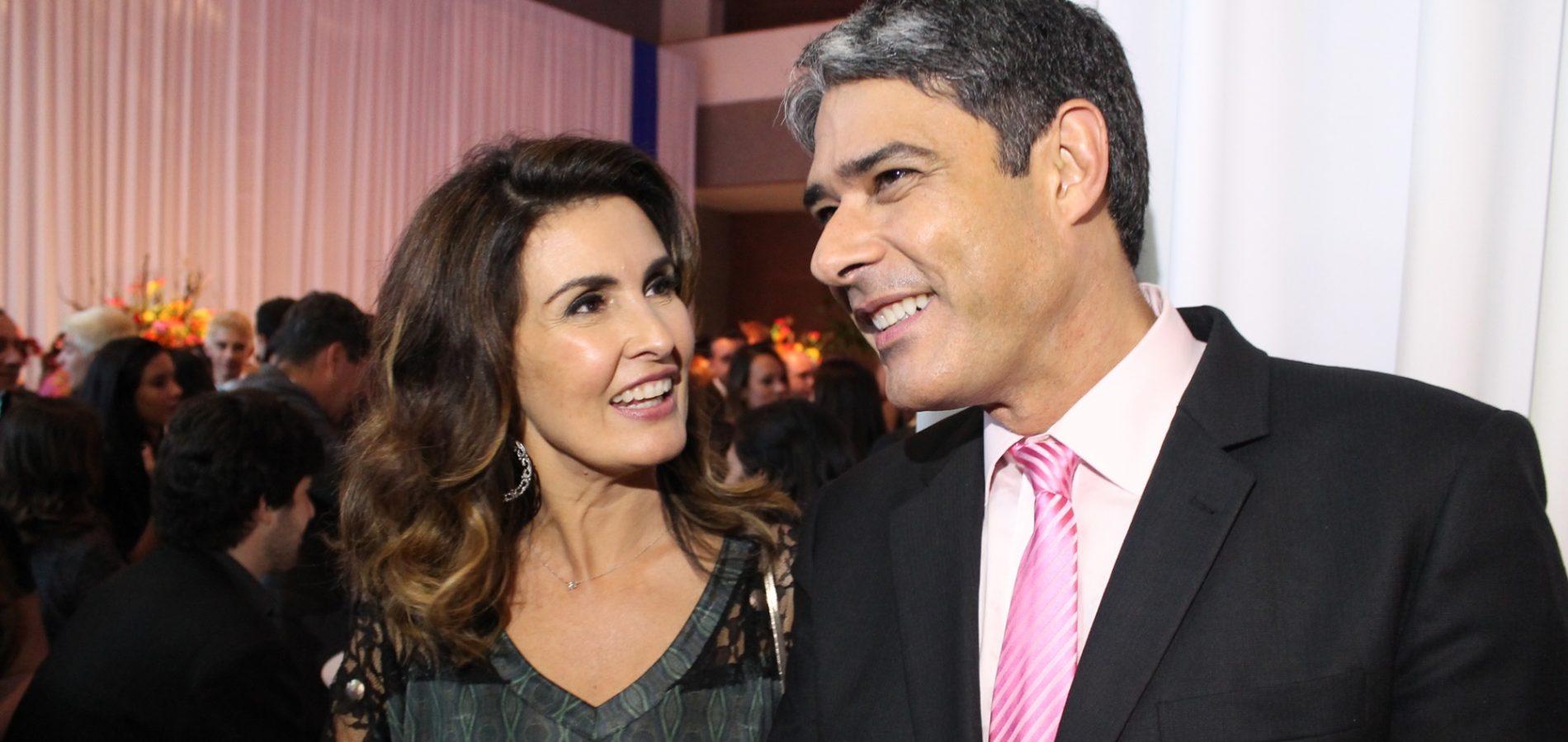 William Bonner e Fátima Bernardes anunciam separação após 26 anos de casamento