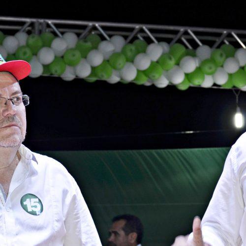 PADRE MARCOS | Zé Melado e Juvanir registram candidaturas a prefeito e vice