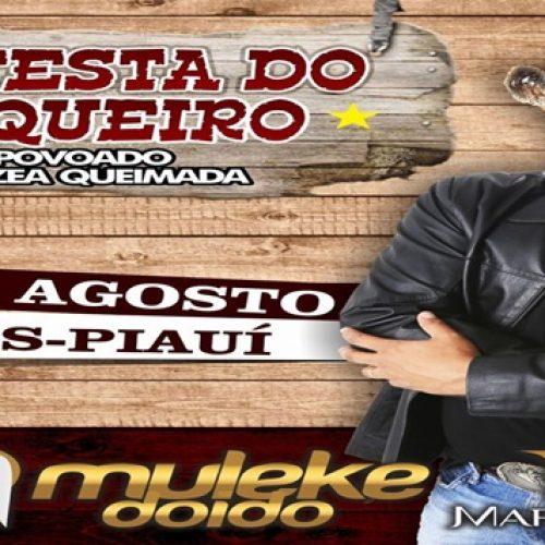 JAICÓS | Divulgado a atração da XII Festa do Vaqueiro de Várzea Queimada