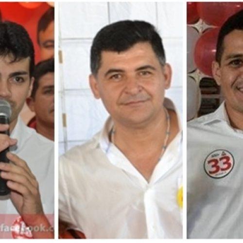 Três grupos políticos registram 32 candidaturas em São Julião