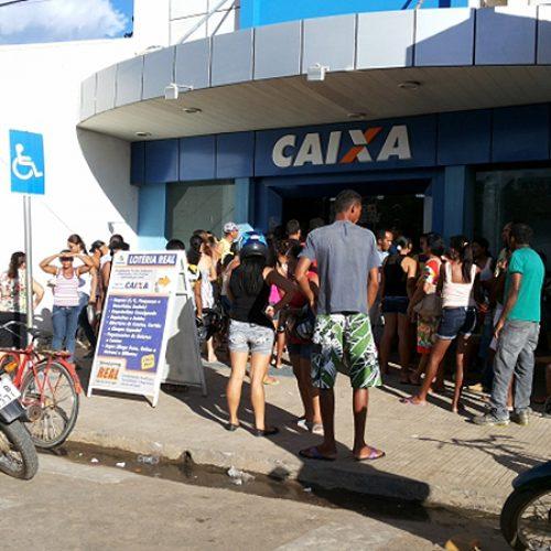 Trote de assalto à banco mobiliza 14 PMs em São Raimundo Nonato