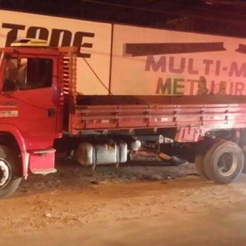 PICOS |  Bandidos roubam caminhão e fazem três reféns da cidade de Francisco Santos