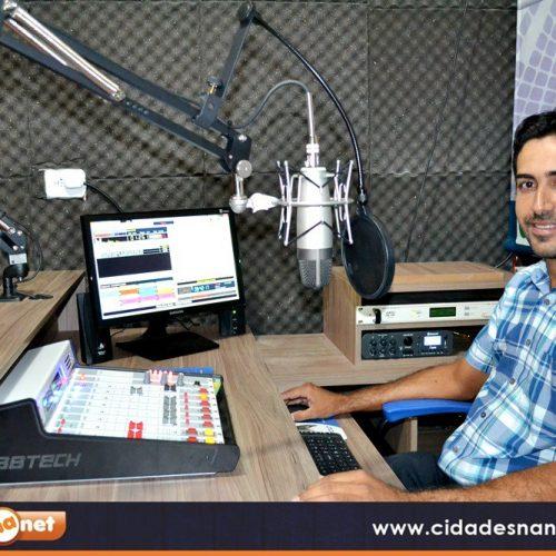 Rádio Clube FM (104,9) de Jaicós será inaugurada no próximo dia 13