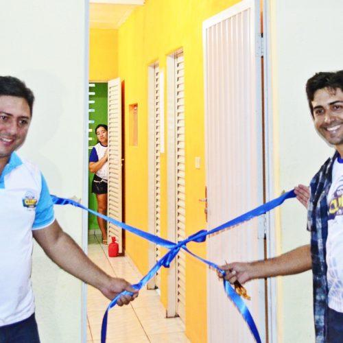 Clube FM é inaugurada em Jaicós; veja fotos