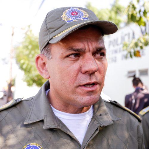 Coronel Carlos Augusto muda comandante da polícia de Paulistana após denúncia da deputada Liziê