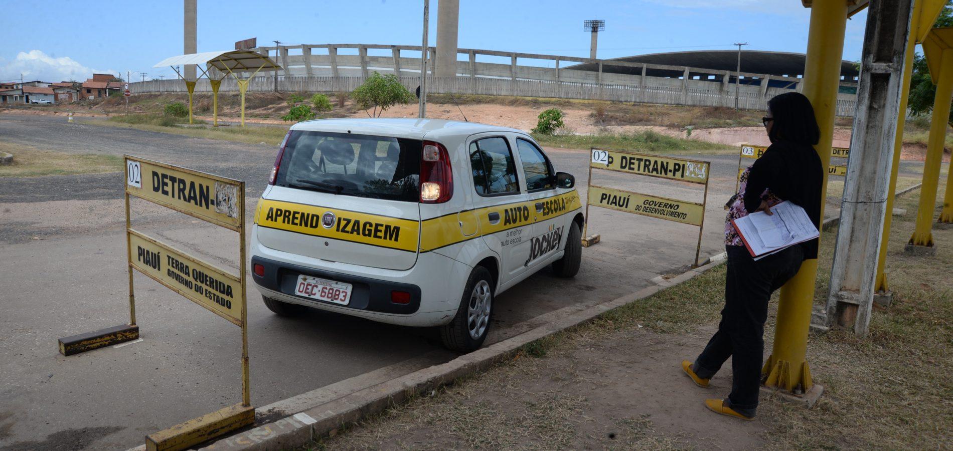 Detran vai realizar exames práticos em Jaicós e outras cidades do interior do Piauí