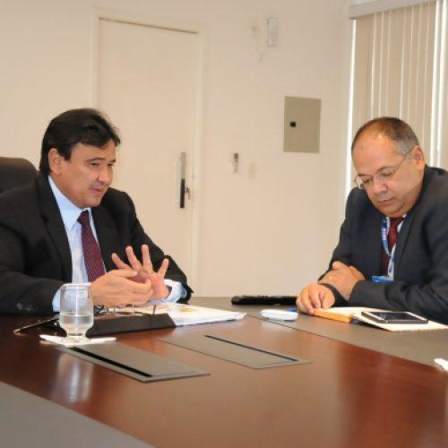 Governador e Caixa discutem como acelerar investimentos