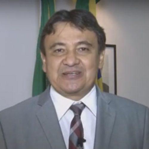 Governador parabeniza Teresina pelos 164 anos em vídeo