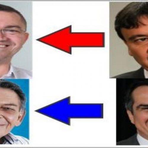 Em Picos, o Padre Walmir tem Wellington Dias, Gil tem Ciro e a eleição é disputadíssima
