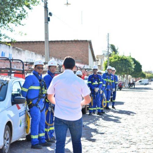 Eletrobras realiza operação de combate ao desvio de energia em Fronteiras