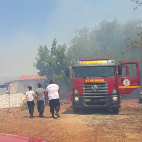 Piauí registra mais de 2 mil focos de incêndios somente em setembro