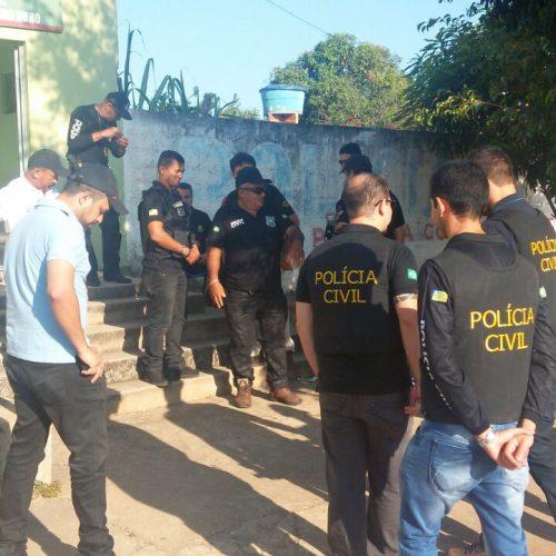 Polícia deflagra operação em três cidades do Piauí  e prende acusados de estupros