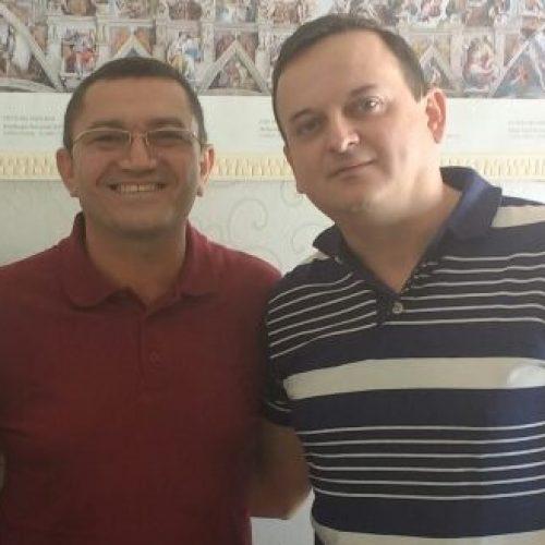 Gutemberg desiste da pré-candidatura e declara apoio ao Padre Walmir em  Picos