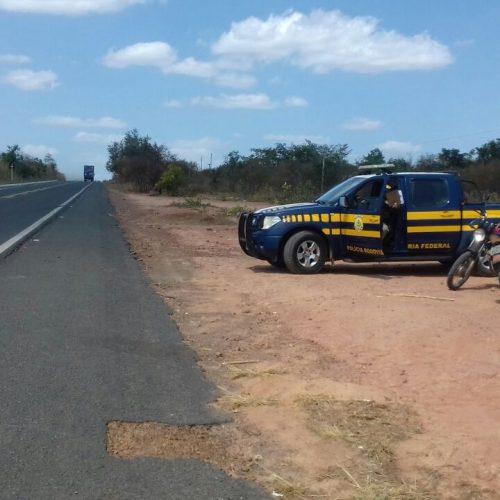 PRF realiza operação em Jaicós, Patos e outras seis cidades e  prende sete pessoas suspeitas de crimes de trânsito