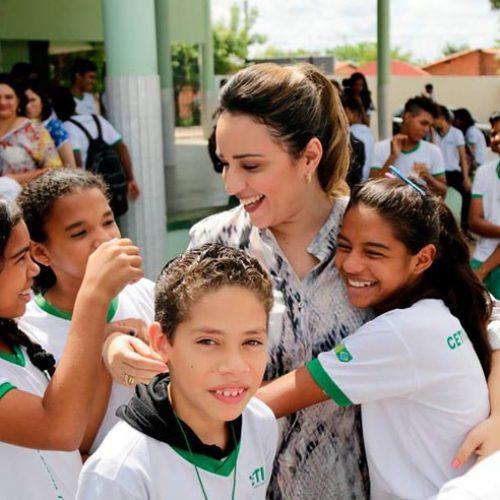 MEC credita R$ 12 milhões para investir nas escolas de tempo integral no Piauí
