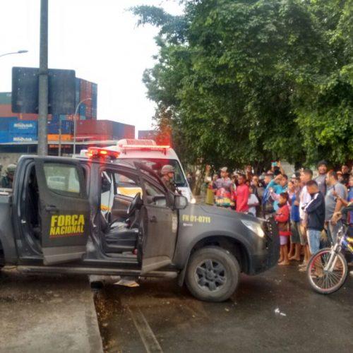 Viatura da Força Nacional é atacada a tiros no Rio de Janeiro e soldado piauiense é ferido