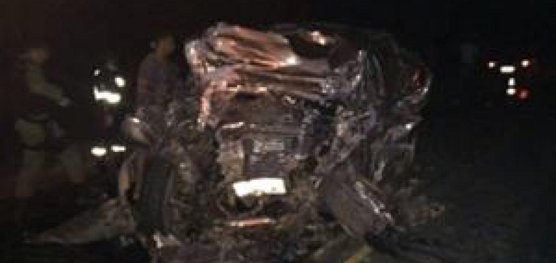 Veículo envolvido no acidente que matou o prefeito seria roubado