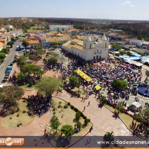 Festejos da padroeira de Jaicós encerra com grande participação; veja fotos
