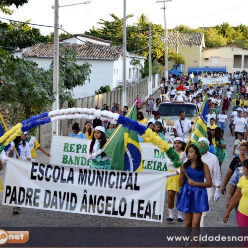 FOTOS | Desfile Cívico do 7 de Setembro em Jaicós