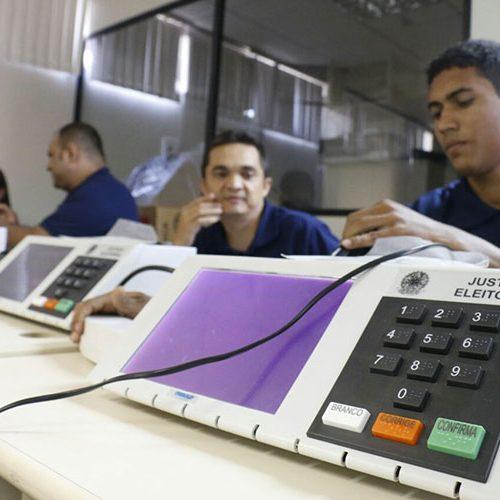 TRE-PI inicia geração de mídias e preparação das urnas para as eleições 2016