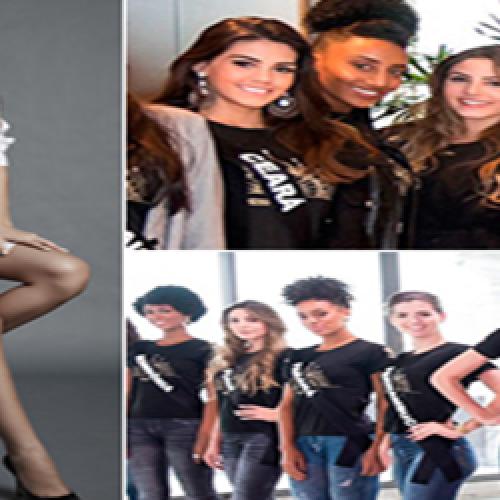 Miss 2016: candidatas participam de corrida e 'bate-papo' com nutróloga