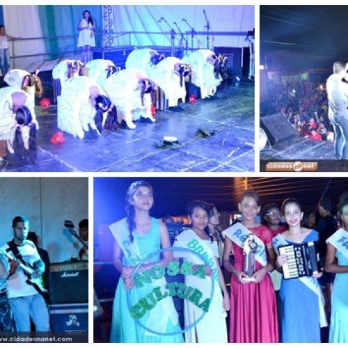 Padre Marcos recebe  Palco da Cultura com diversas apresentações culturais e shows com Lamark e Akangaia e Robson Farra
