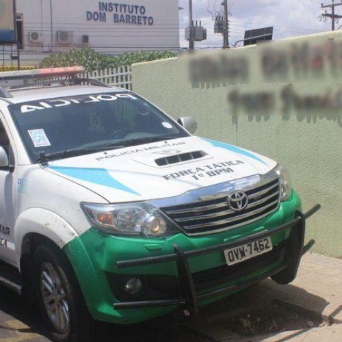Assaltante rende funcionária e rouba R$ 26 mil de clínica médica no Piauí