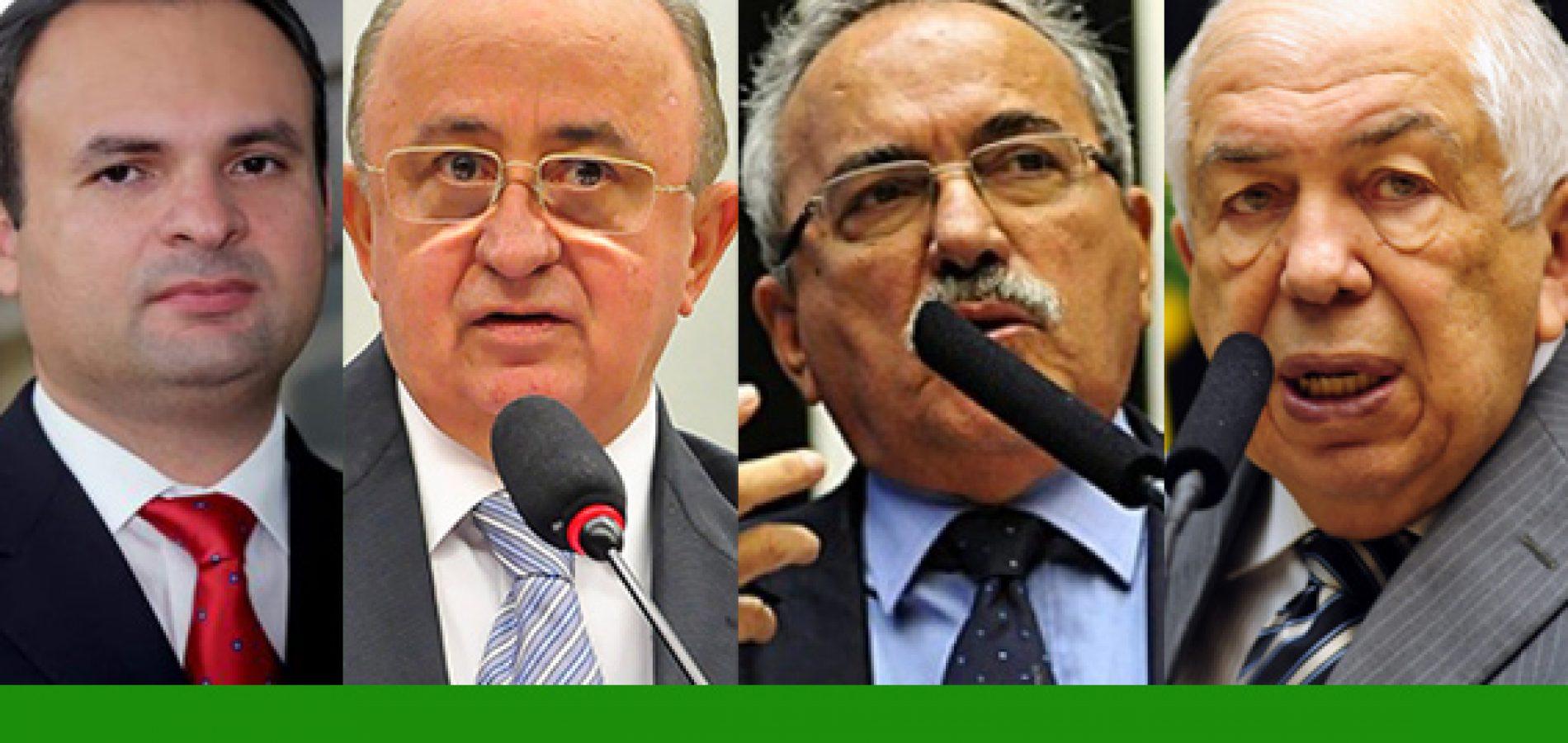 Deputados piauienses não revelam voto em cassação de Cunha
