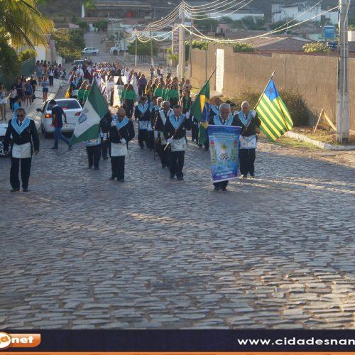 SIMÕES | Maçonaria realiza desfile cívico de 7 de Setembro