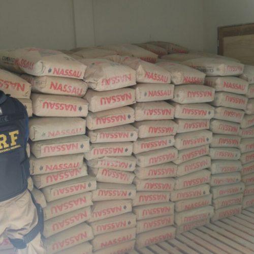 PRF-PI flagra suposta distribuição de cimento em Inhuma