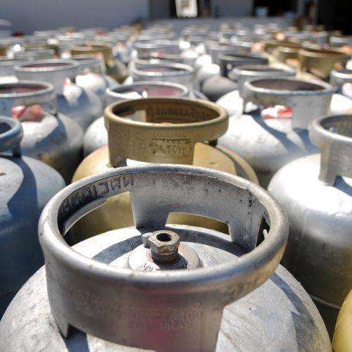 Gás sofrerá reajuste de 4,4% no Piauí a partir desta quinta-feira