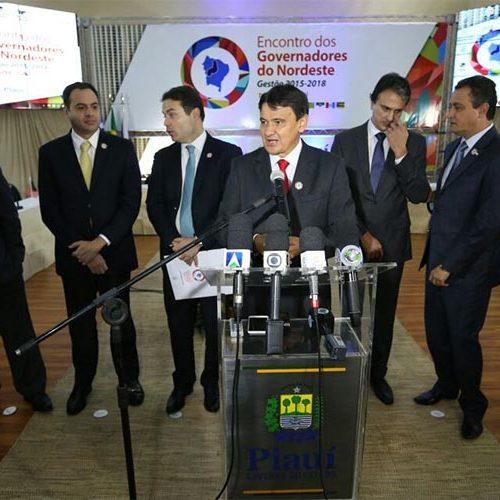 Governadores lançam nova carta e ameaçam decretos até serem recebidos por Temer