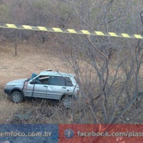 Polícia de Padre Marcos e Francisco Macêdo procura suspeitos de matar  empresário na frente do filho na PI-243