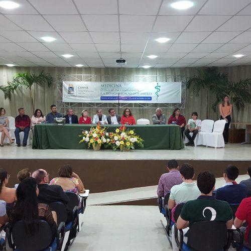 Curso de medicina da UFPI é inaugurado em Picos