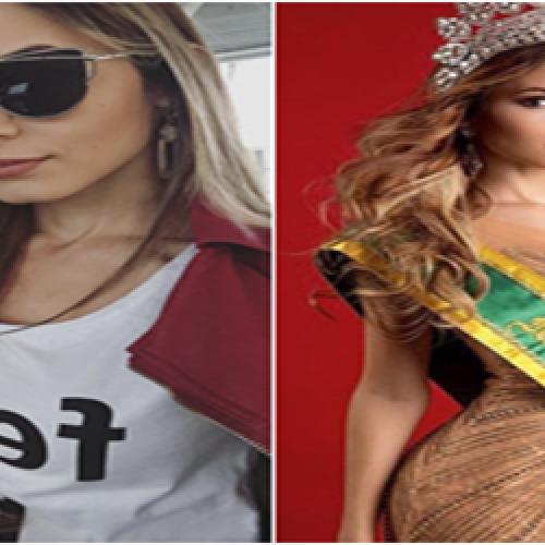 Miss Piauí Lara Lobo segue para SP, para o confinamento do 'Miss Brasil'