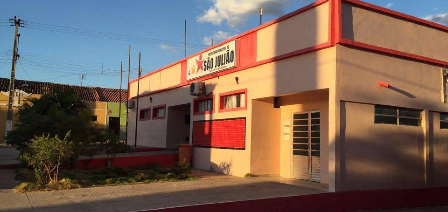 TCE recomenda reprovação de contas da Prefeitura de São Julião