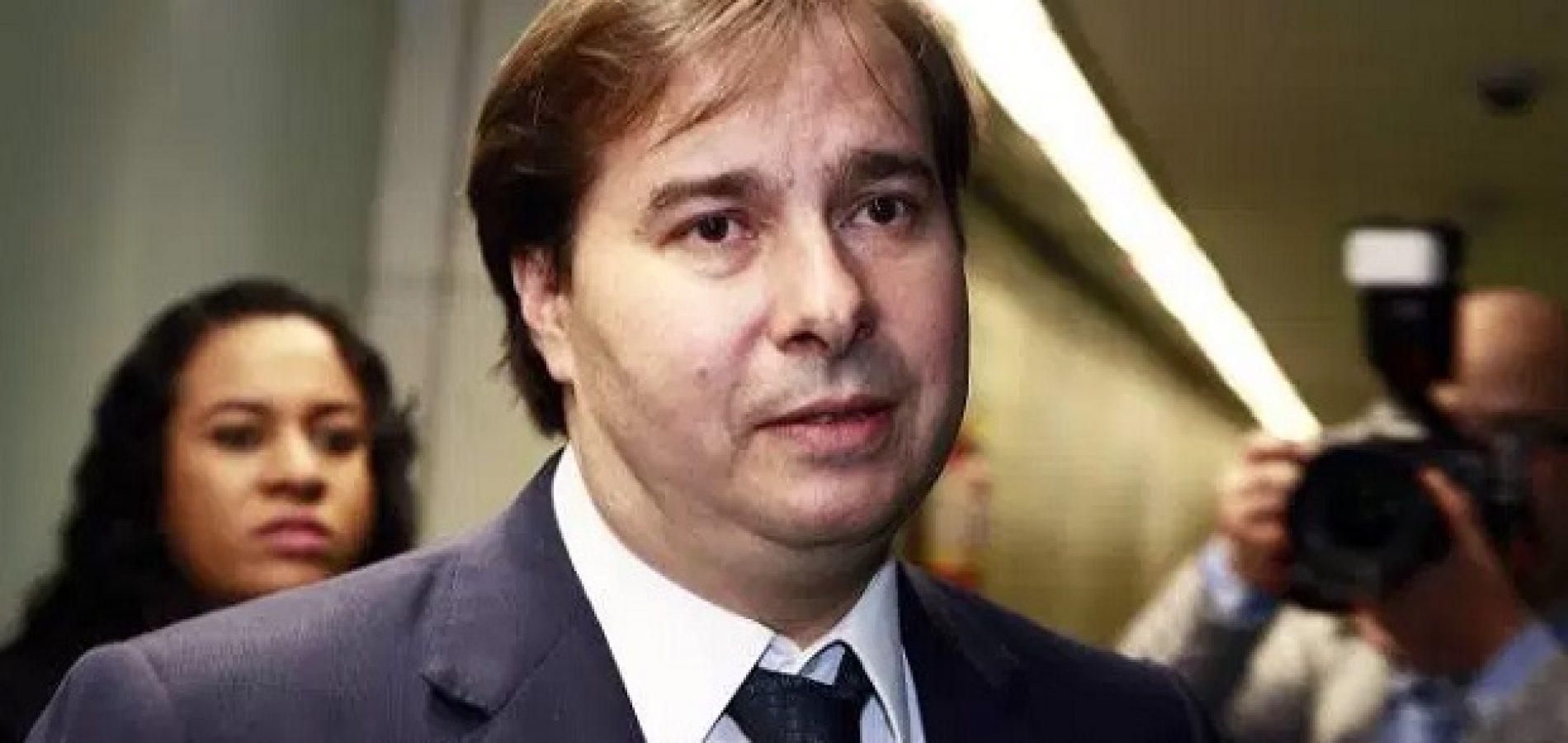 Juiz de Brasília impede Rodrigo Maia de disputar reeleição