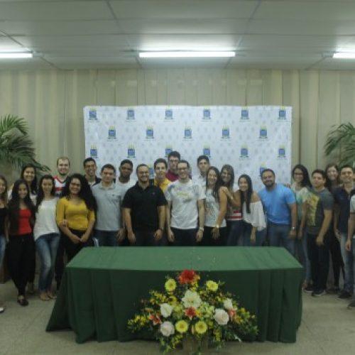 Primeira turma do Curso de Medicina da UFPI de Picos é recepcionada com várias atividades