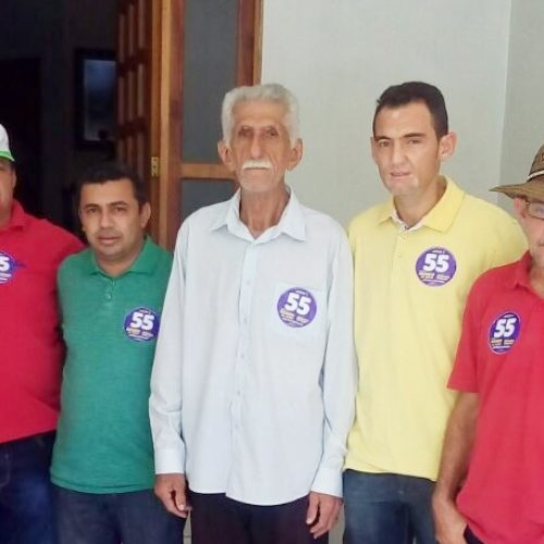 Candidato a prefeito desiste e declara apoio a Neném de Edite e Branco em Jaicós