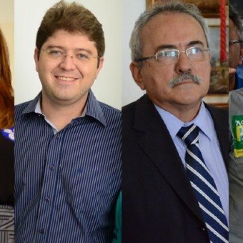 Deputados Piauienses votam a favor da PEC de Temer