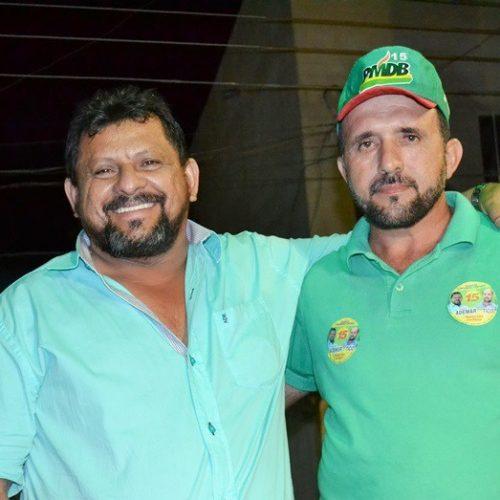 Ademar é eleito para seu terceiro mandato em Belém do Piauí; grupo fez 9 vereadores