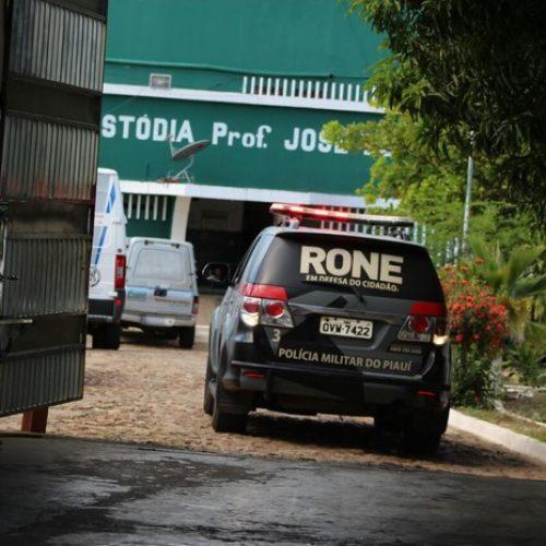 Presos fazem motim em presídio do Piauí e tropa de choque é acionada