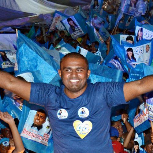 JAICÓS   Bosquinho é campeão de votos para vereador e Câmara terá quatro nomes novos