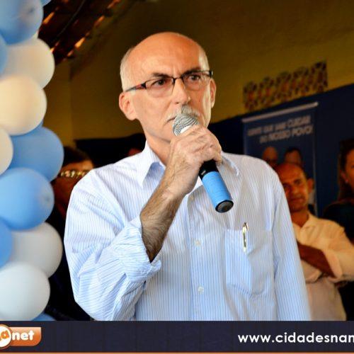 Raimundo Júlio é eleito prefeito de Queimada Nova