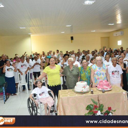 Caldeirão Grande do Piauí promove festa em comemoração ao Dia do Idoso; fotos