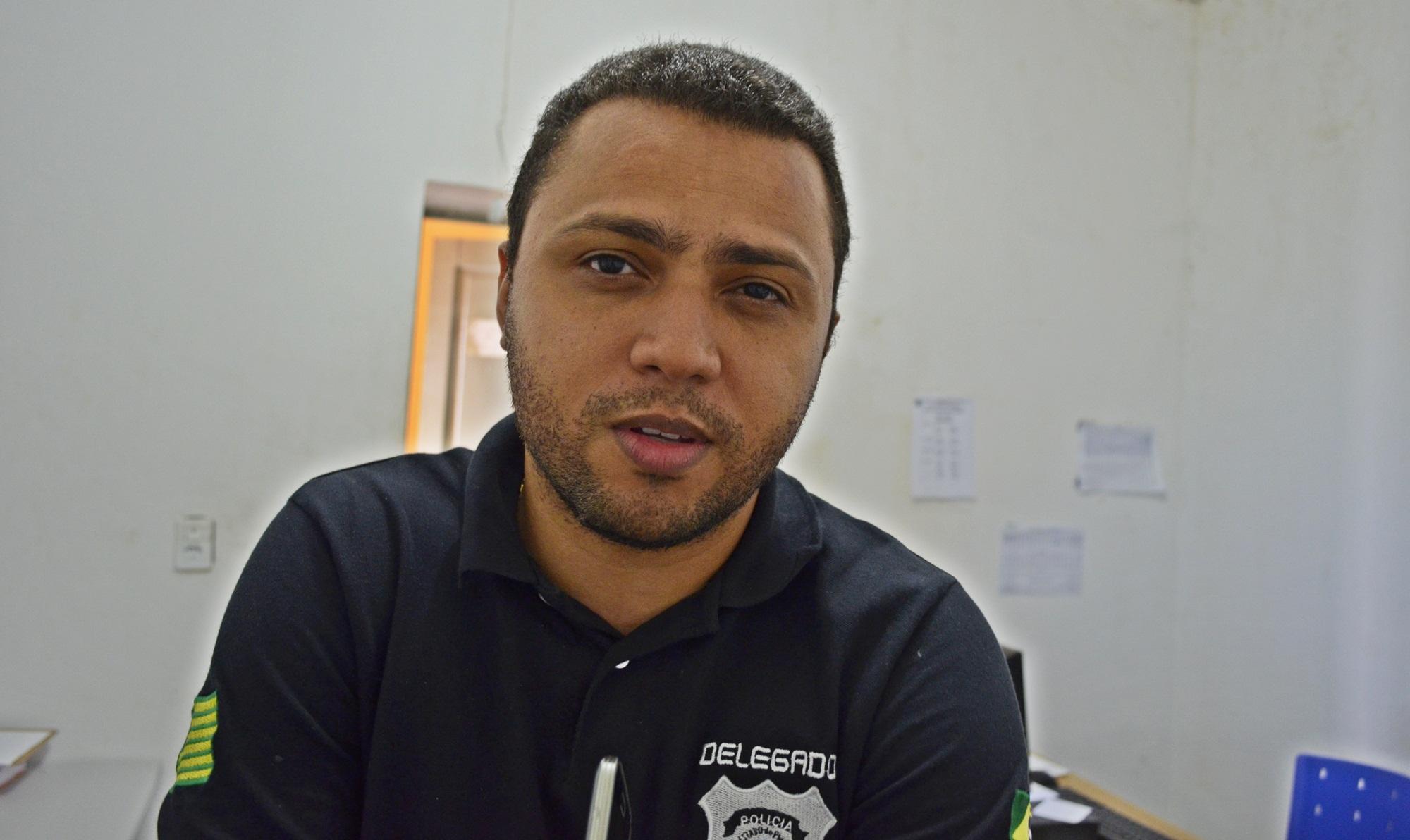 Delegado Divanilson Sena
