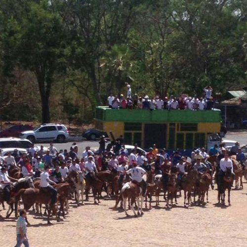 Vaqueiros do Piauí e mais 4 estados protestam contra a proibição da vaquejada