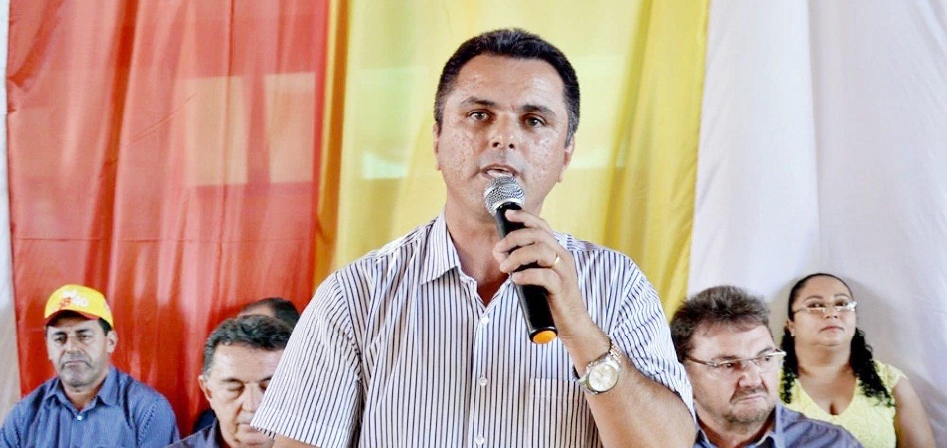 Vereador de Caldeirão Grande é o mais bem votado no Piauí, aponta TSE